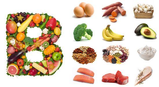 овощи богаты на витамин Б