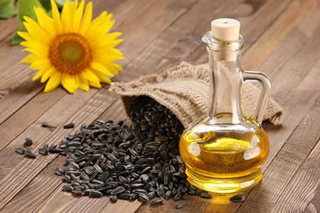 семечки и масло