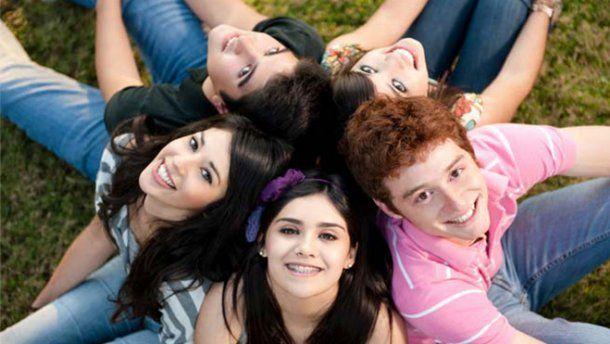 фото подростков