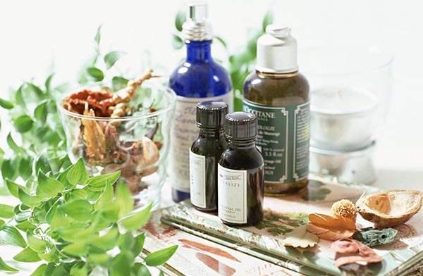 травы и эфирные масла